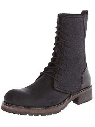 John Varvatos Men's Gibbons Open Lace Boot