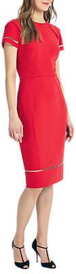 Phase Eight Dorethea Dress, Carmine