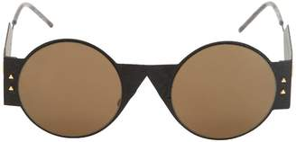 Voo Marble Effect Sunglasses