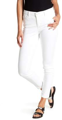 Democracy High Rise Optic White Jeans