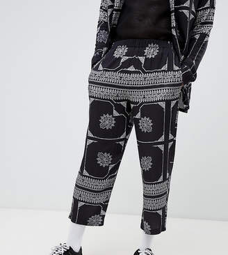 Reclaimed Vintage inspired two-piece pants
