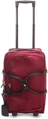 Bric's Life Garnet Carry-On Rolling Duffel Luggage