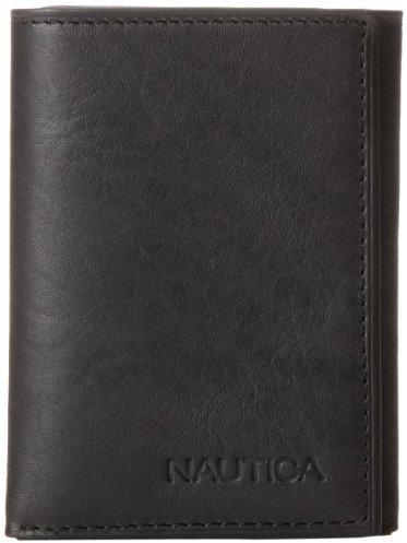 Nautica Men's Pennant Trifold Wallet