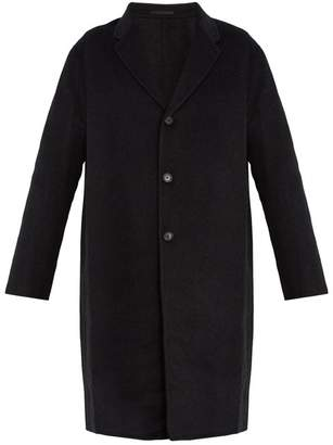 Acne Studios Chad Wool And Cashmere Blend Jacket - Mens - Black