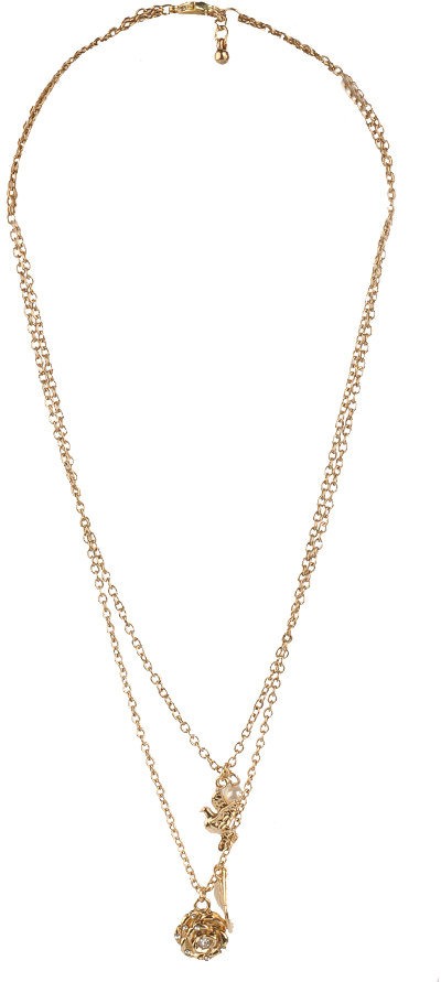 Petite Charms Necklace
