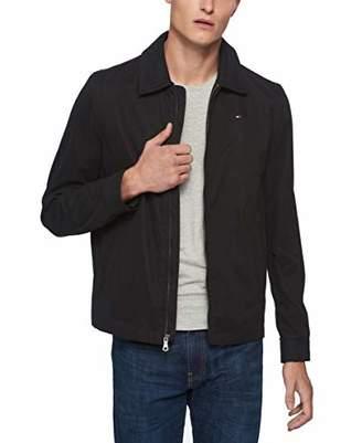 Tommy Hilfiger Men's Lightweight Microtwill Golf Jacket,XL