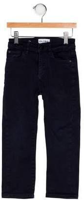DL1961 Boys' Five Pockets Straight-Leg Pants