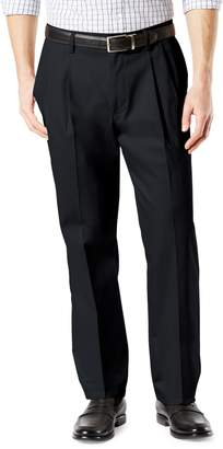 Dockers Signature Khaki Classic-Fit Pleated Dress Pants