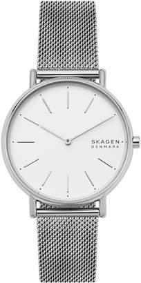 Skagen Signatur Stainless Steel Bracelet Watch
