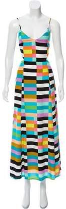 Mara Hoffman Cutout Open-Back Maxi Dress w/ Tags