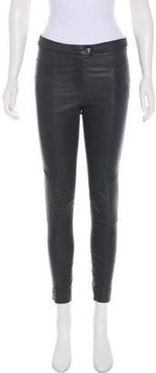 DAY Birger et Mikkelsen Mid-Rise Leather Pants