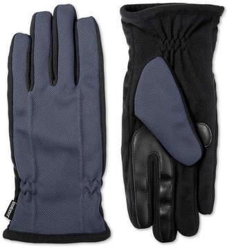 Isotoner Men Casual Knit Gloves