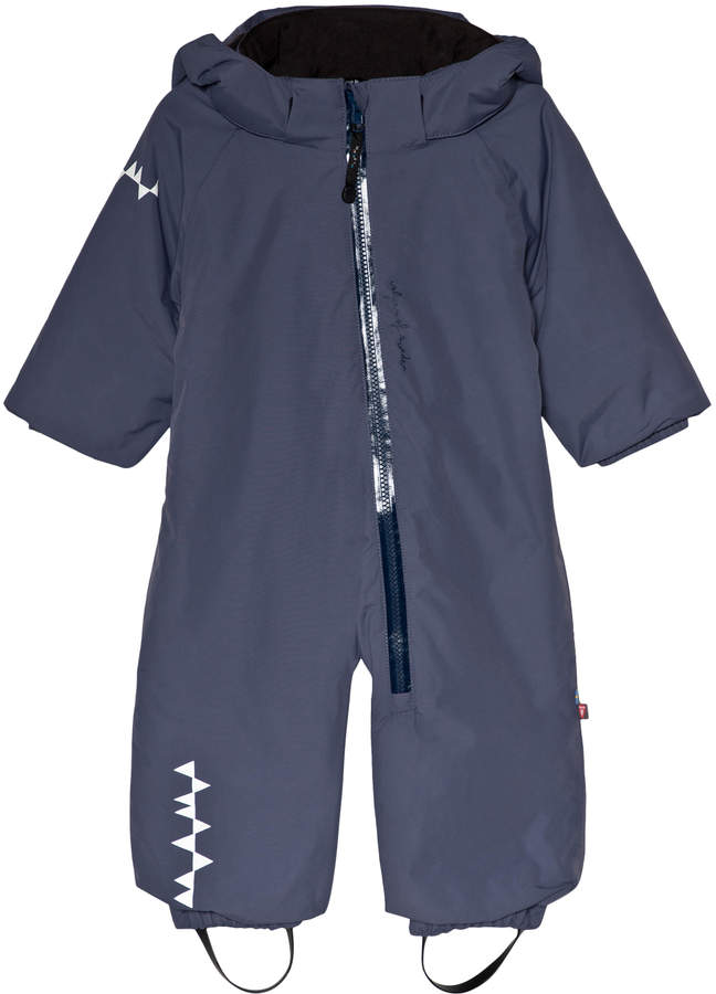 Isbjörn Of Sweden Toddler Padded Jumpsuit Denim
