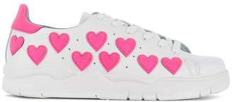Chiara Ferragni embellished Roger sneakers