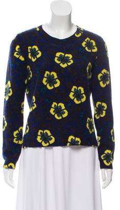 Kenzo Printed Long Sleeve Sweater