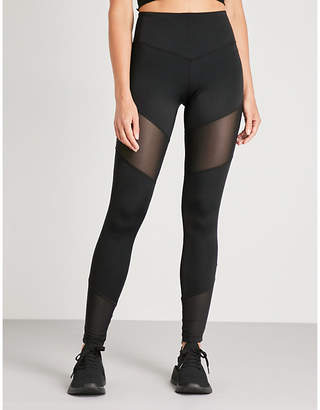 LURV Natural Forces stretch-jersey leggings
