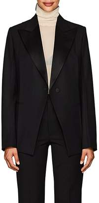Helmut Lang Women's Twill One-Button Blazer