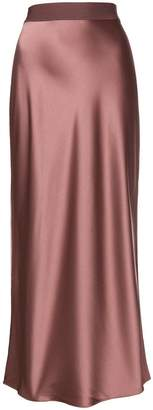 Theory high waisted maxi skirt