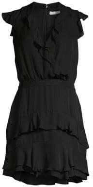 Parker Tangia Ruffle Dress