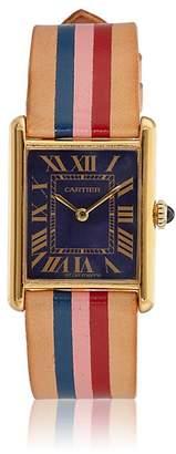 Cartier La Californienne Women's 1970s Large Tank Watch