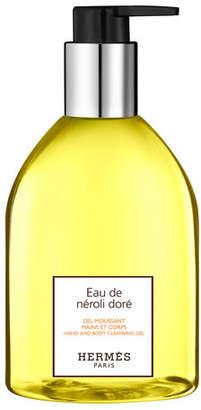 Hermes Eau de néroli doré Hand & Body Cleansing Gel, 10 oz.