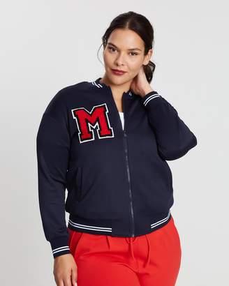 College Long Sleeved Jacket