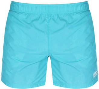 Boss Business Perch Swim Shorts Green