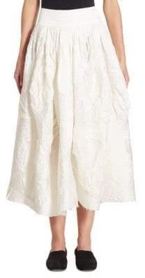 The Row Dato Peasant Skirt