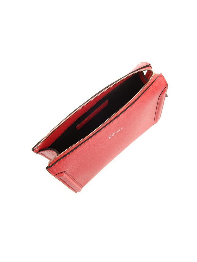 Alexander McQueen Heroine leather cosmetics case