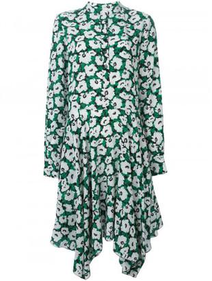 Stella McCartney floral print dress $1,595 thestylecure.com