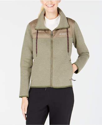 Columbia Northern Comfort Hybrid Adjustable-Collar Jacket