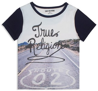 True Religion Boys' Route 02 Tee - Sizes S-XL $39 thestylecure.com