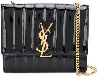 Saint Laurent Vicky chain wallet