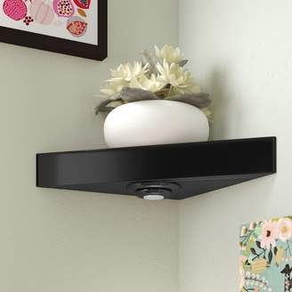 Zipcode Design Ciera Modern & Contemporary Corner Shelf