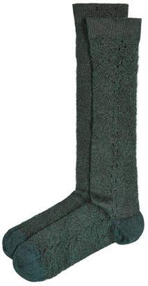 Golden Goose Socks with Metallic Thread