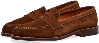 Alden Shoe Company Unlined Penny Loafer