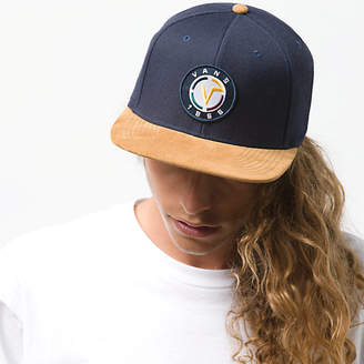 Pinpoint Snapback Hat