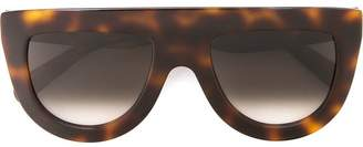 Celine visor frame sunglasses
