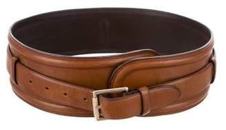 Reece Hudson Leather Waist Belt