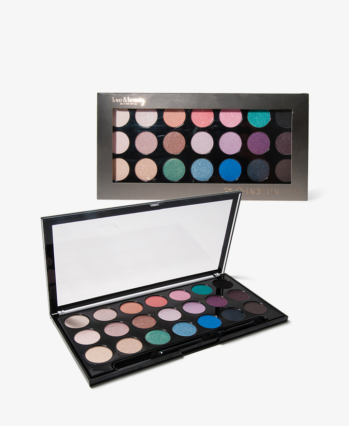 Forever 21 21 Shadow Palette