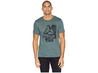 Reebok Elevated Elements Brand Tee Men's T Shirt