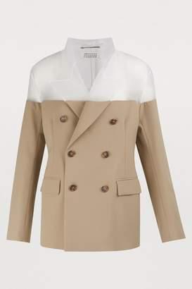 Maison Margiela Wool blend blazer