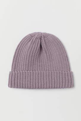 H&M Wool hat - Purple