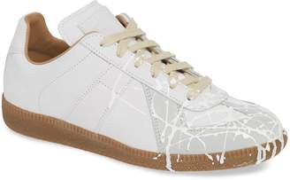 Maison Margiela Replica Paint Splatter Sneaker