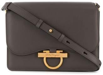 Salvatore Ferragamo Gancio clasp shoulder bag