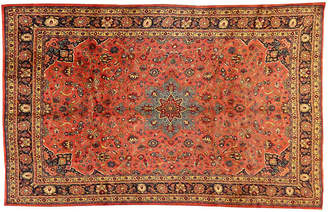 "One Kings Lane Vintage Persian Mehraban - 11'10"" x 8'8"" - R. Banilivi and Son"