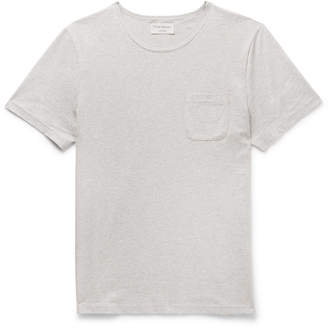Oliver Spencer Loungewear - Comfort Cotton-Jersey T-Shirt