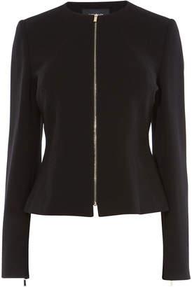 Karen Millen Contouring Zipped Jacket