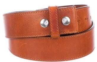 DSQUARED2 Leather Belt Strap