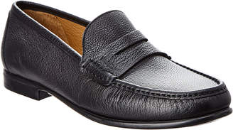 Paul Stuart Gabe Leather Penny Loafer